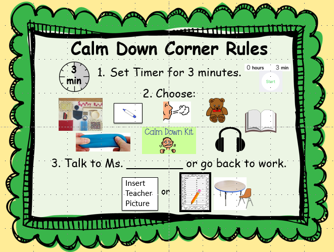Tier 1 Strategies For A Calm Classroom Scsd Behavior Matters